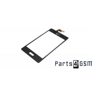 LG Optimus L5 II E460 Touchscreen Display Zwart EBD61545602