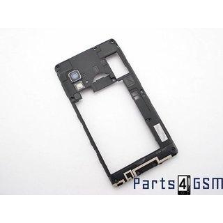 LG Optimus L5 II E460 Middenbehuizing Wit ACQ86337102