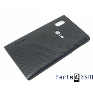 LG Optimus L5 E610 Accudeksel Zwart excl. NFC Antenne EAA62827701