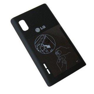 LG Optimus L5 E610 Battery Cover Black incl. NFC Antenna
