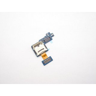 LG Optimus Chic E720 MicroSD Memory Card Reader Flex Cable EBR72804701