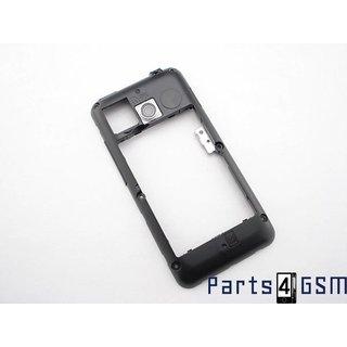 LG Optimus Chic E720 Middenbehuizing Zwart ACGM0170702