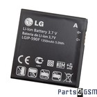 LG LGIP-590F Battery, E900 Optimus 7, 1350mAh, SBPL0102102