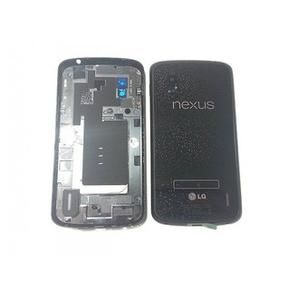 LG Nexus 4 E960 Battery Cover ACQ86231201 / ACQ86231209
