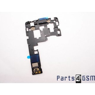 LG Optimus G E975 Back Cover Black ACQ86323801