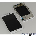LG Optimus G Pro E985 Internal Screen(LCD) + Touchscreen + Frame White ACQ86379202