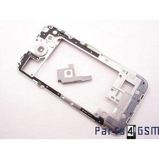 LG Optimus G Pro E985 Middenbehuizing Wit ACQ86379310