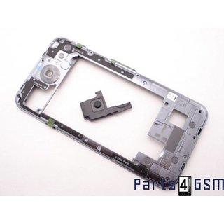 LG Optimus G Pro E985 Middenbehuizing Zwart ACQ86379309