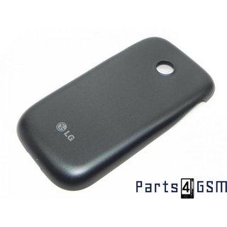 LG Optimus Net P690 Battery Cover Black MCK66772201