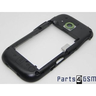 LG Optimus Net P690 Middenbehuizing Zwart ACQ85557001