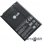 LG BL-44JH Batterij, Optimus L7 P700, L5 II E460, 1700mAh, EAC61878801