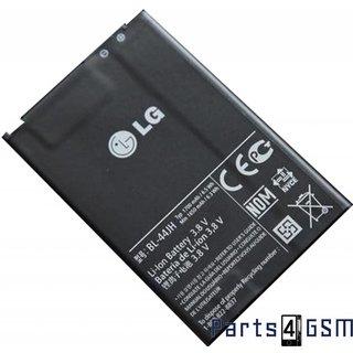 LG BL-44JH Battery, Optimus L7 P700, L5 II E460, 1700mAh, EAC61878801