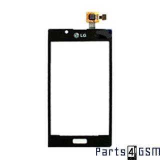 LG Optimus L7 P700 Touchscreen Display Zwart EBD61405701 EBD61325701