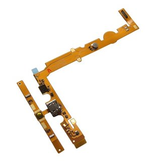 LG Optimus L7 P700 Oplaadingang USB Poort Connector Flex  EBR75035501