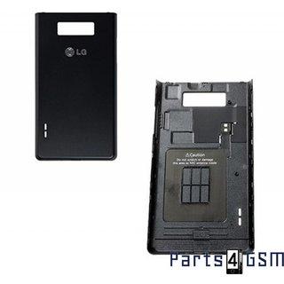 LG P700-Optimus-L7 Accu Deksel EAA62747802 Zwart2