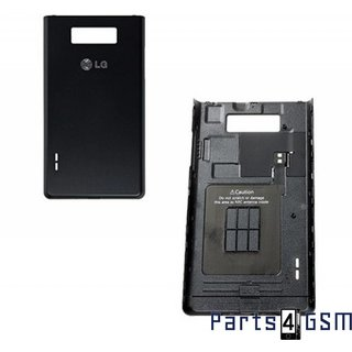 LG P700-Optimus-L7 Battery Cover EAA62747802 Black2