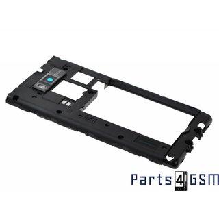 LG P700-Optimus-L7 Middle Cover ACQ86109702 Zwart2