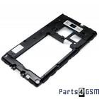 LG Optimus L7 II P710 Mid Cover White ACQ86392401