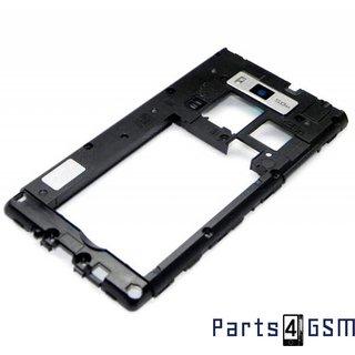LG Optimus L7 II P710 Middenbehuizing Wit ACQ86392401