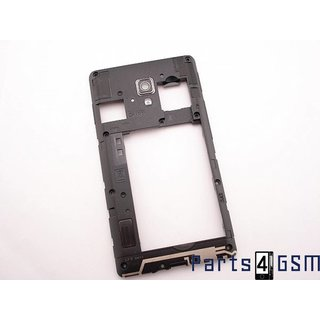 LG Optimus L7 II P710 Middle Cover Silver ACQ86612901