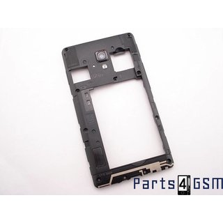 LG Optimus L7 II P710 Middle Cover Black ACQ86522301