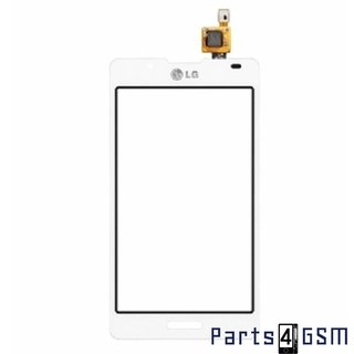 LG P710 Optimus L7 II Touchscreen Display White EBD615057017/5