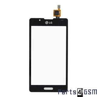 LG P710 Optimus L7 II Touchscreen Display Black EBD615255017/5