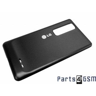 LG Optimus 3D Max P720 Accudeksel Zwart EAA62807601