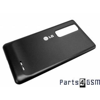 LG Optimus 3D Max P720 Battery Cover Black EAA62807601