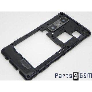 LG Optimus 3D Max P720 Middenbehuizing Zwart ACQ86009301