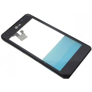 LG Optimus 3D Max P720 Touchscreen Display + Frame Zwart ACQ86009101
