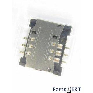 LG Optimus 3D P720, P920, E510, P875 Simkaart Connector ENSY0022101