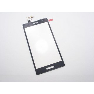 LG Optimus Swift L9 P760 Touchscreen Display Black EBD61407202