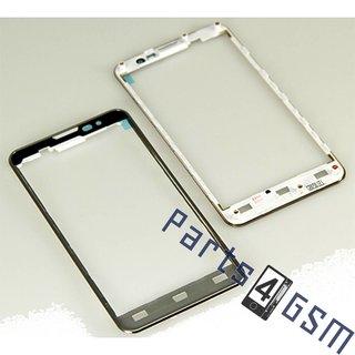 LG P875-Optimus-F5  Front Cover Frame, White, ACQ86035412