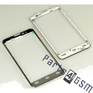 LG P875-Optimus-F5 Front Cover Frame, Wit, ACQ86035412