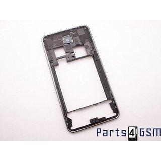 LG P875-Optimus-F5 Middle Cover, Black, ACQ86242211