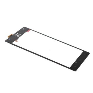 LG Optimus 4X HD P880 Touchscreen Display Zwart EBD61386601