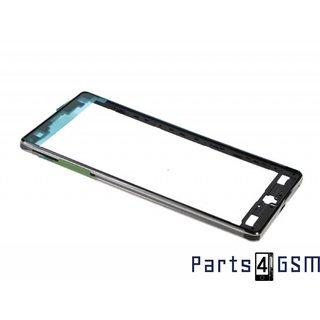 LG Optimus 4X HD P880 Front Cover Black ACQ86030201 Black