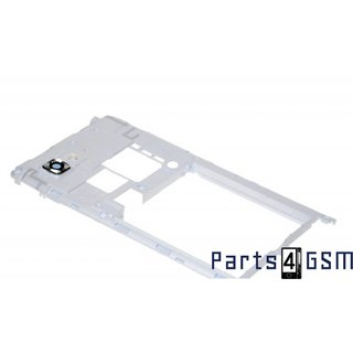 LG Optimus 4X HD P880 Mid Cover ACQ86030302 White