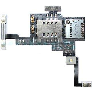 LG Optimus 4X HD P880 Simkaart Connector Flex EBR75729601