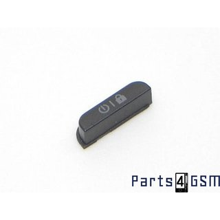 LG Optimus 3D P920 Power Knop Black MBG64110601