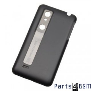 LG P920-Optimus-3D-Speed battery cover black ACQ8551320 Black