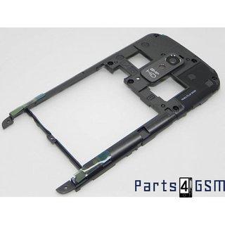 LG Optimus True HD LTE P936 Middenbehuizing Zwart ACQ86043101