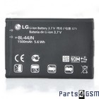 LG Battery, BL-44JN, 1500mAh, EAC61679601