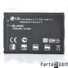 LG BL-44JN Batterij - C660 Optimus Pro, E730 Optimus Sol, P970 Optimus BlackBlister BW
