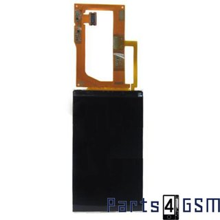 LG Optimus Black P970 LCD Display Zwart EAJ61772201