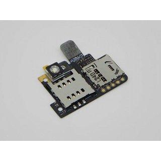 LG Optimus 2X Speed P990 Simkaart Connector + Micro SD EBR73315802