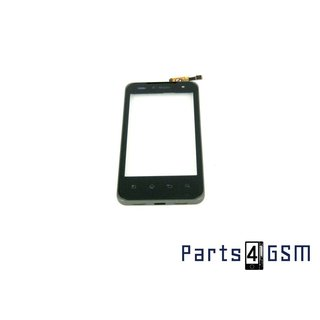 LG P990-Optimus-2X-Speed Digitizer Touch Panel Outer Glass + Frame ACGK0173901