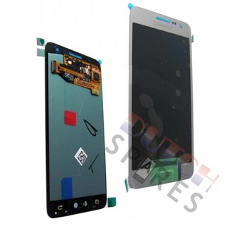 Samsung A500F Galaxy A5 LCD Display Modul, Silber, GH97-16679C
