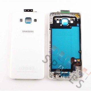 Samsung A500F Galaxy A5 Achterbehuizing, Wit, GH96-08241A